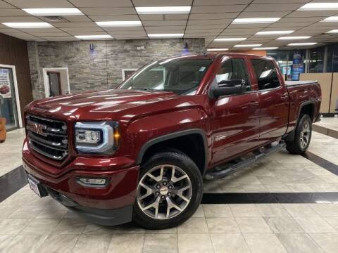 2017 GMC Sierra 1500 for sale at Sonias Auto Sales in Worcester MA
