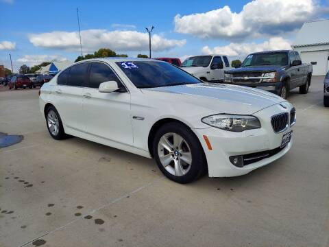 2013 BMW 5 Series for sale at America Auto Inc in South Sioux City NE