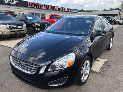 2012 Volvo S60 for sale at DriveSmart Auto Sales in West Chester OH
