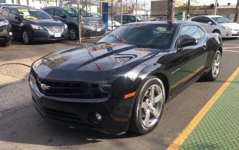2010 Chevrolet Camaro for sale at DEALS ON WHEELS in Newark NJ