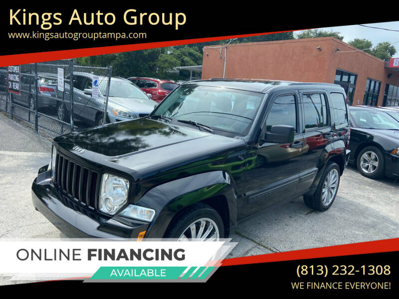 2010 Jeep Liberty for sale at Kings Auto Group in Tampa FL