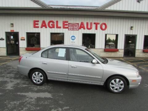 2006 Hyundai Elantra for sale at Eagle Auto Center in Seneca Falls NY
