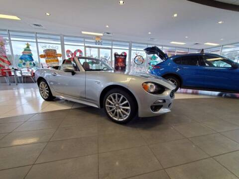 2020 FIAT 124 Spider for sale at GATOR'S IMPORT SUPERSTORE in Melbourne FL