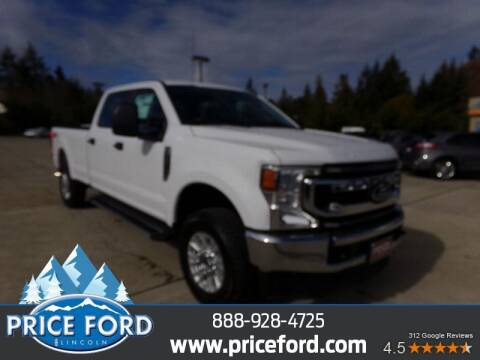 2021 Ford F-350 Super Duty for sale at Price Ford Lincoln in Port Angeles WA