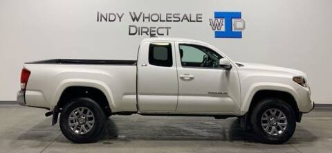 2017 Toyota Tacoma for sale at Indy Wholesale Direct in Carmel IN
