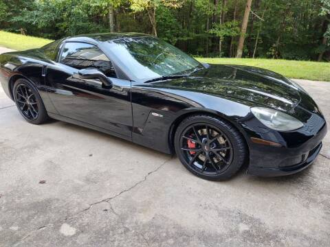2005 Chevrolet Corvette for sale at WALLBURG AUTO SALES LLC in Winston Salem NC