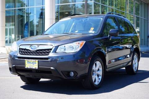2016 Subaru Forester for sale at Jeremy Sells Hyundai in Edmonds WA