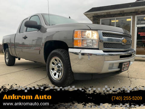 2012 Chevrolet Silverado 1500 for sale at Ankrom Auto in Cambridge OH