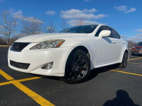 2008 Lexus IS 250 for sale at Car Stars in Elmhurst IL