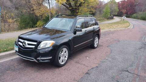 2014 Mercedes-Benz GLK for sale at Twin City Auto Exchange LLC in Minneapolis MN