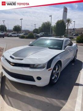 2014 Chevrolet Camaro for sale at Stephen Wade Pre-Owned Supercenter in Saint George UT