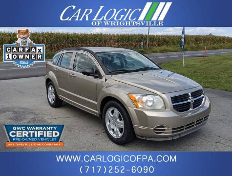 2009 Dodge Caliber for sale at Car Logic in Wrightsville PA