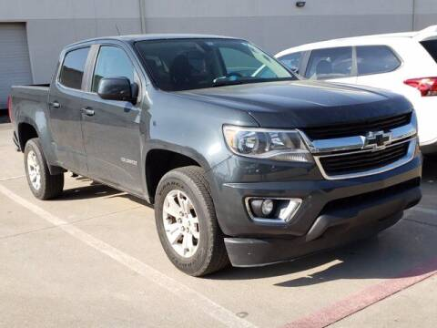 2018 Chevrolet Colorado for sale at Don Herring Mitsubishi in Plano TX