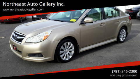 2010 Subaru Legacy for sale at Northeast Auto Gallery Inc. in Wakefield Ma MA