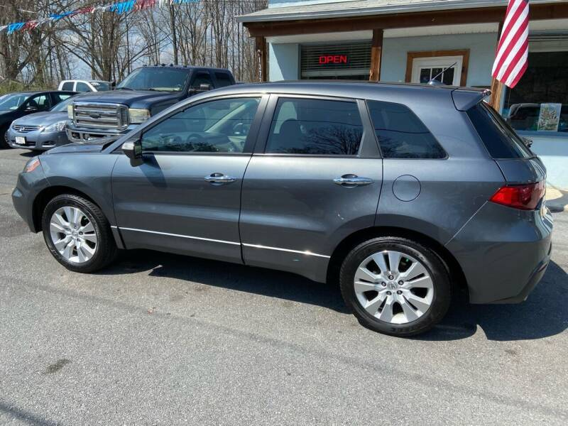 2010 Acura RDX for sale at Elite Auto Sales Inc in Front Royal VA