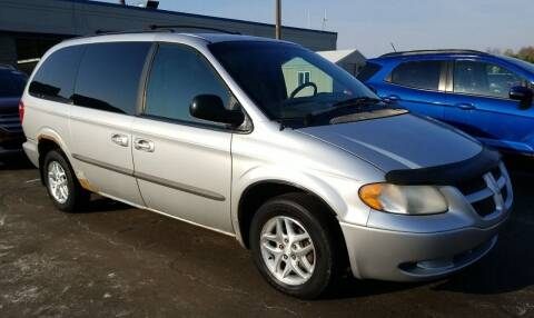 2002 Dodge Grand Caravan for sale at Angelo's Auto Sales in Lowellville OH