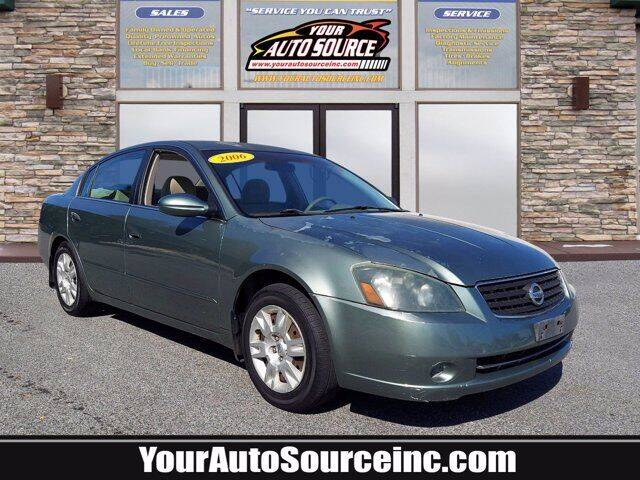 2006 Nissan Altima for sale at Your Auto Source in York PA