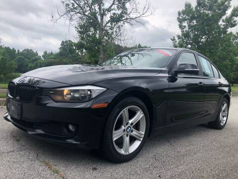 2015 BMW 3 Series for sale at Chris Motors in Decatur GA