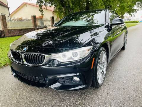 2014 BMW 4 Series for sale at Imperial Capital Cars Inc in Miramar FL