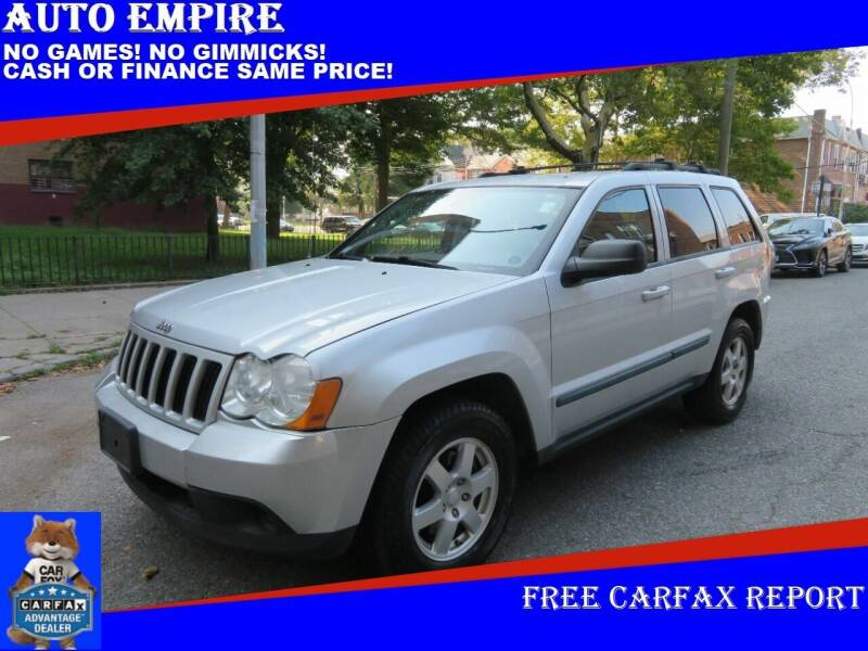 2009 Jeep Grand Cherokee for sale at Auto Empire in Brooklyn NY