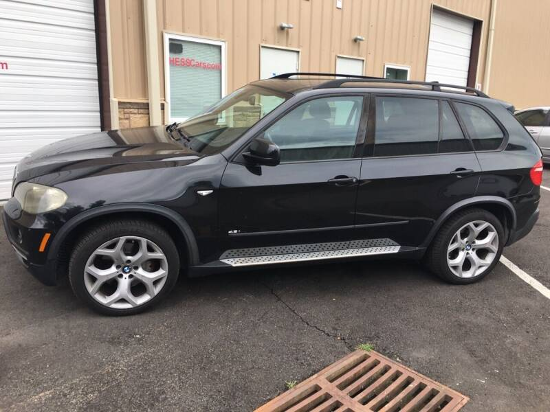 2007 BMW X5 for sale at HESSCars.com in Charlotte NC