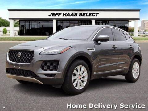 2018 Jaguar E-PACE for sale at JEFF HAAS MAZDA in Houston TX