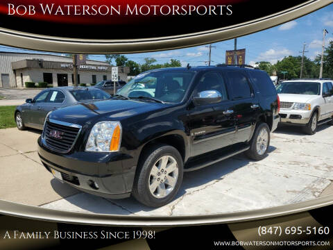 2007 GMC Yukon for sale at Bob Waterson Motorsports in South Elgin IL