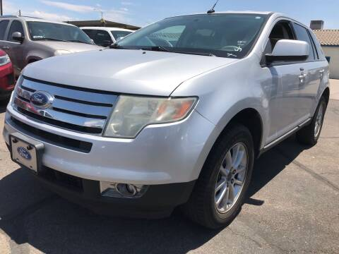 2010 Ford Edge for sale at Town and Country Motors in Mesa AZ