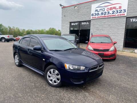 2014 Mitsubishi Lancer for sale at Auto Deals in Roselle IL