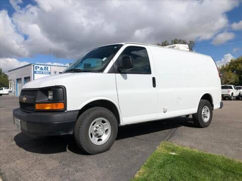 2015 Chevrolet Express Cargo for sale at P & R Auto Sales in Pocatello ID