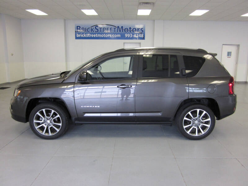 2015 Jeep Compass 4x4 Limited 4dr SUV - Adel IA