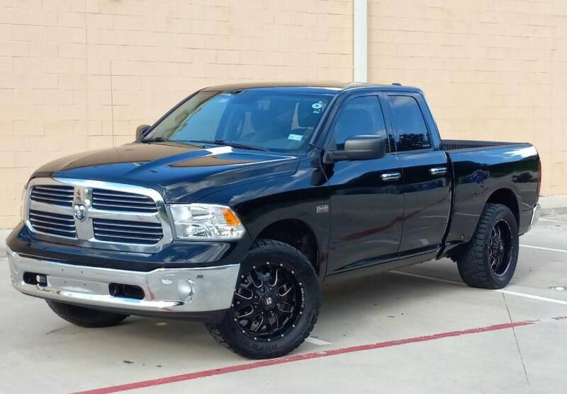 2014 RAM Ram Pickup 1500 for sale at Executive Motor Group in Houston TX