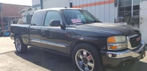 2005 GMC Sierra 1500 for sale at Gus Auto Sales & Service in Gardena CA