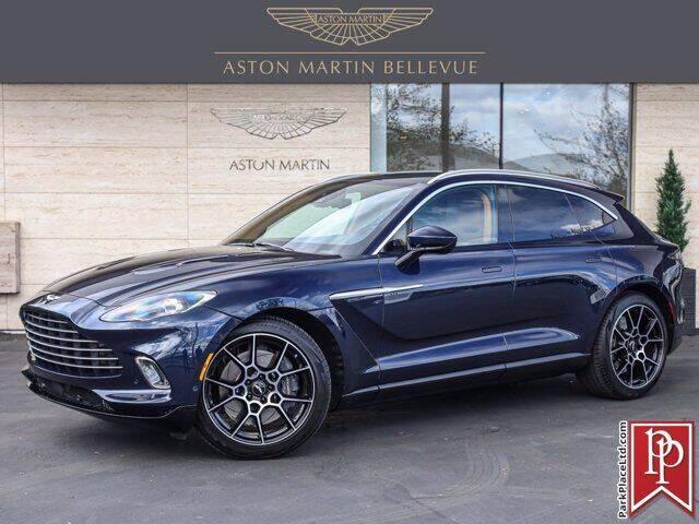 2021 Aston Martin DBX for sale in Bellevue, WA