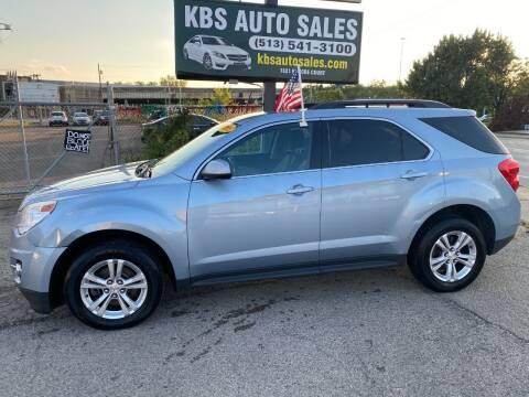 2015 Chevrolet Equinox for sale at KBS Auto Sales in Cincinnati OH