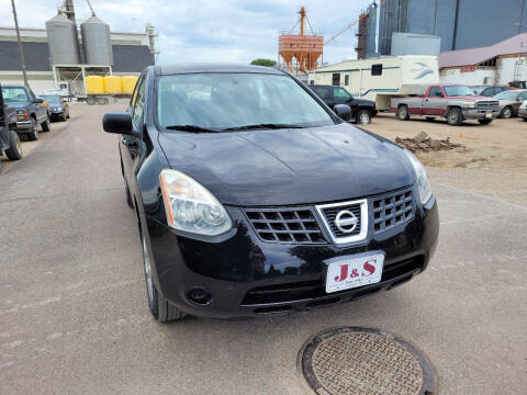 2010 Nissan Rogue for sale at J & S Auto Sales in Thompson ND