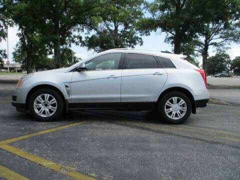 2012 Cadillac SRX for sale at A & P Automotive in Montgomery AL