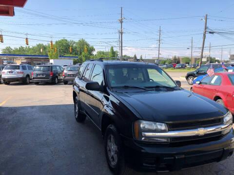 2006 Chevrolet TrailBlazer for sale at Drive Max Auto Sales in Warren MI