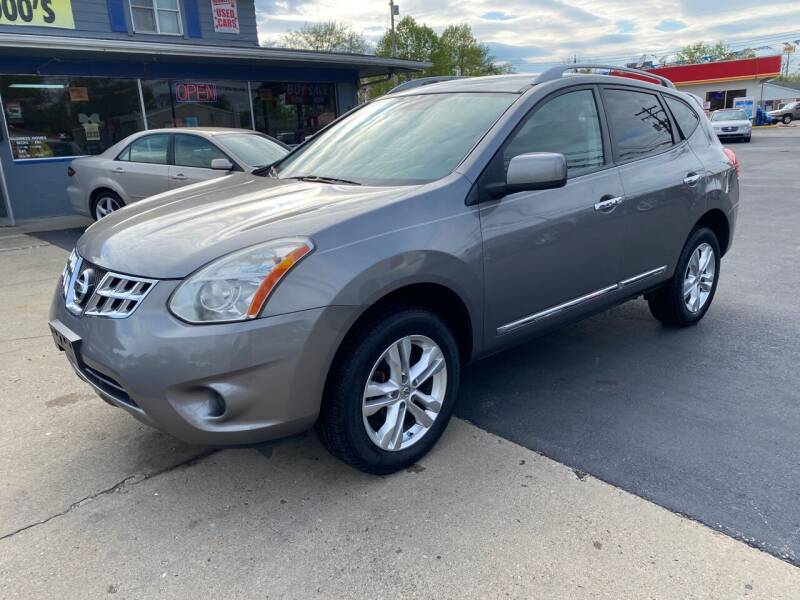 2013 Nissan Rogue for sale at Wise Investments Auto Sales in Sellersburg IN