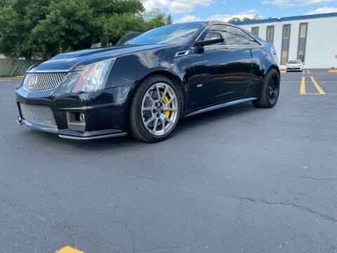 2012 Cadillac CTS-V for sale at Consumer Auto Credit in Tampa FL