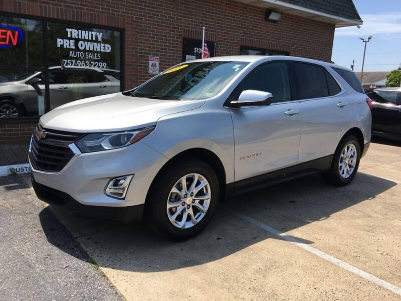 2020 Chevrolet Equinox for sale at Bankruptcy Car Financing in Norfolk VA