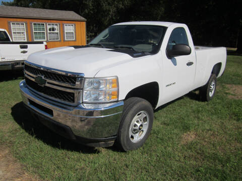 2011 Chevrolet Silverado 2500HD for sale at Geaux Texas Auto & Truck Sales in Tyler TX