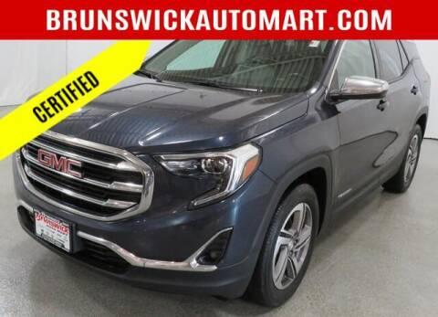 2018 GMC Terrain for sale at Brunswick Auto Mart in Brunswick OH