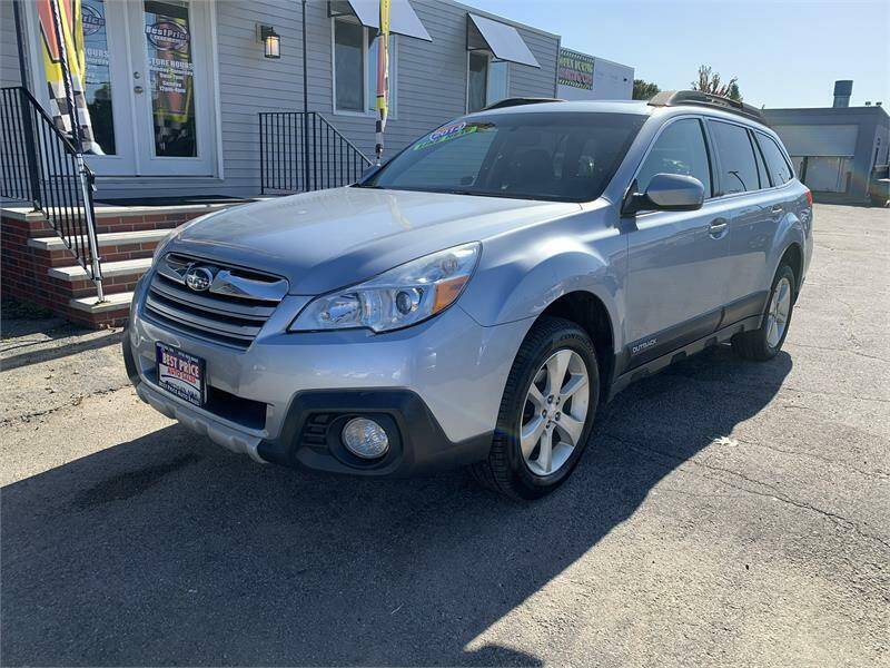 2014 Subaru Outback for sale at Best Price Auto Sales in Methuen MA
