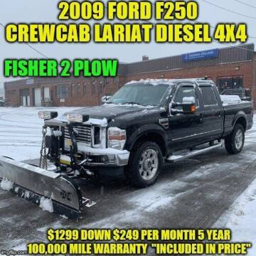 2009 Ford F-250 Super Duty for sale at D&D Auto Sales, LLC in Rowley MA