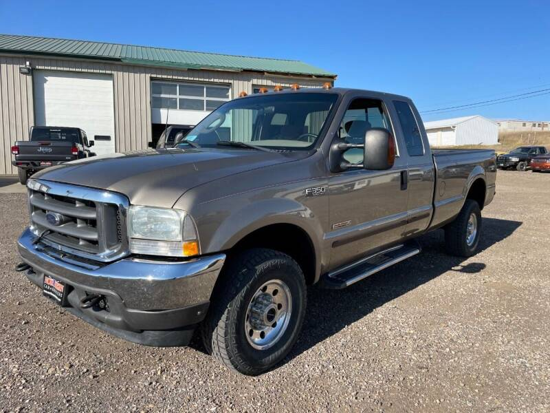 2003 Ford F-350 Super Duty for sale at Northern Car Brokers in Belle Fourche SD