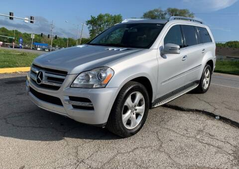 2012 Mercedes-Benz GL-Class for sale at InstaCar LLC in Independence MO
