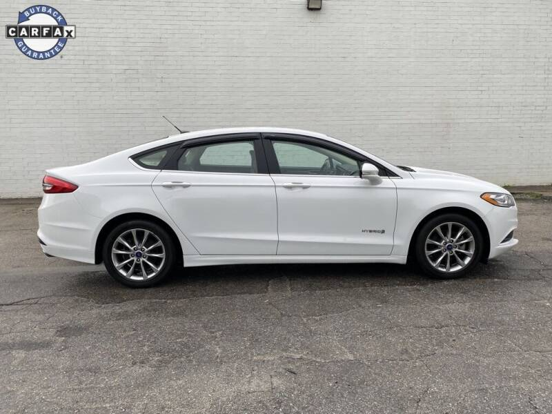 2017 Ford Fusion Hybrid for sale in Madison, NC