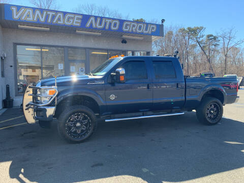 2014 Ford F-250 Super Duty for sale at Vantage Auto Group in Brick NJ