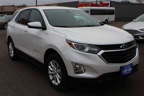 2018 Chevrolet Equinox for sale at L & L MOTORS LLC - REGULAR INVENTORY in Wisconsin Rapids WI